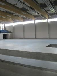 zdjęcie Sala gimnastyczna w Zespole Szkół Sportowych