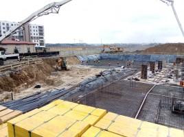 zdjęcie z budowy Bemowo Line