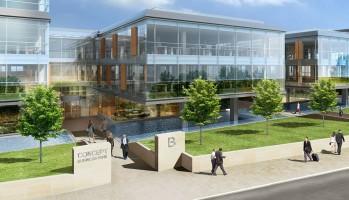 wizualizacje Concept Business Park