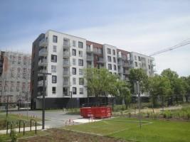 zdjęcie z budowy Ursus Centralny