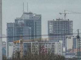 zdjęcie z budowy Towarowa 39