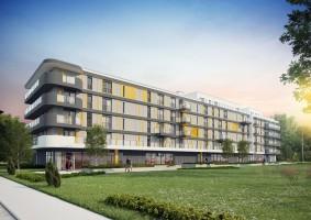 zdjęcie z budowy Apartamenty Milczańska
