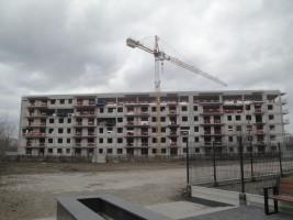zdjęcie z budowy Osiedle Stacja Grochów