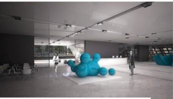 wizualizacje Muzeum Sztuki Współczesnej