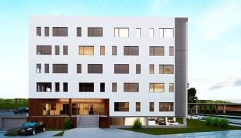 zdjęcie z budowy Biurowiec DTŚ Office Center