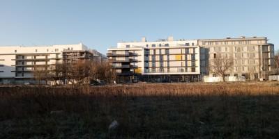 zdjęcie z budowy Nova Łacina