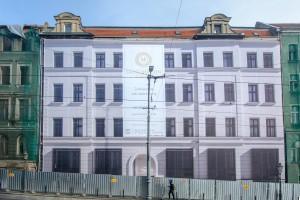 zdjęcie z przebudowy Saint Martin Residences