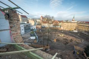zdjęcie z przebudowy Nowa Podgórna 9