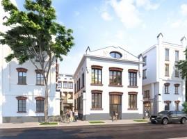 zdjęcie z przebudowy Kłopotowskiego No11