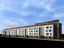 zdjęcie z budowy Nasza Bułgarska