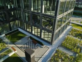 zdjęcie z budowy The Park Warsaw