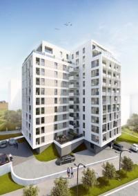 zdjęcie z budowy Słoneczne Apartamenty