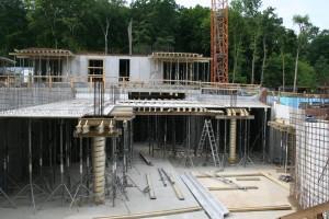 zdjęcie z budowy Nowe Kolibki