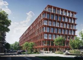 zdjęcie z budowy Biurowiec Biznes Port