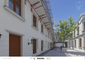 wizualizacje Rewitalizacja Centrum Łodzi - Obszar nr 5