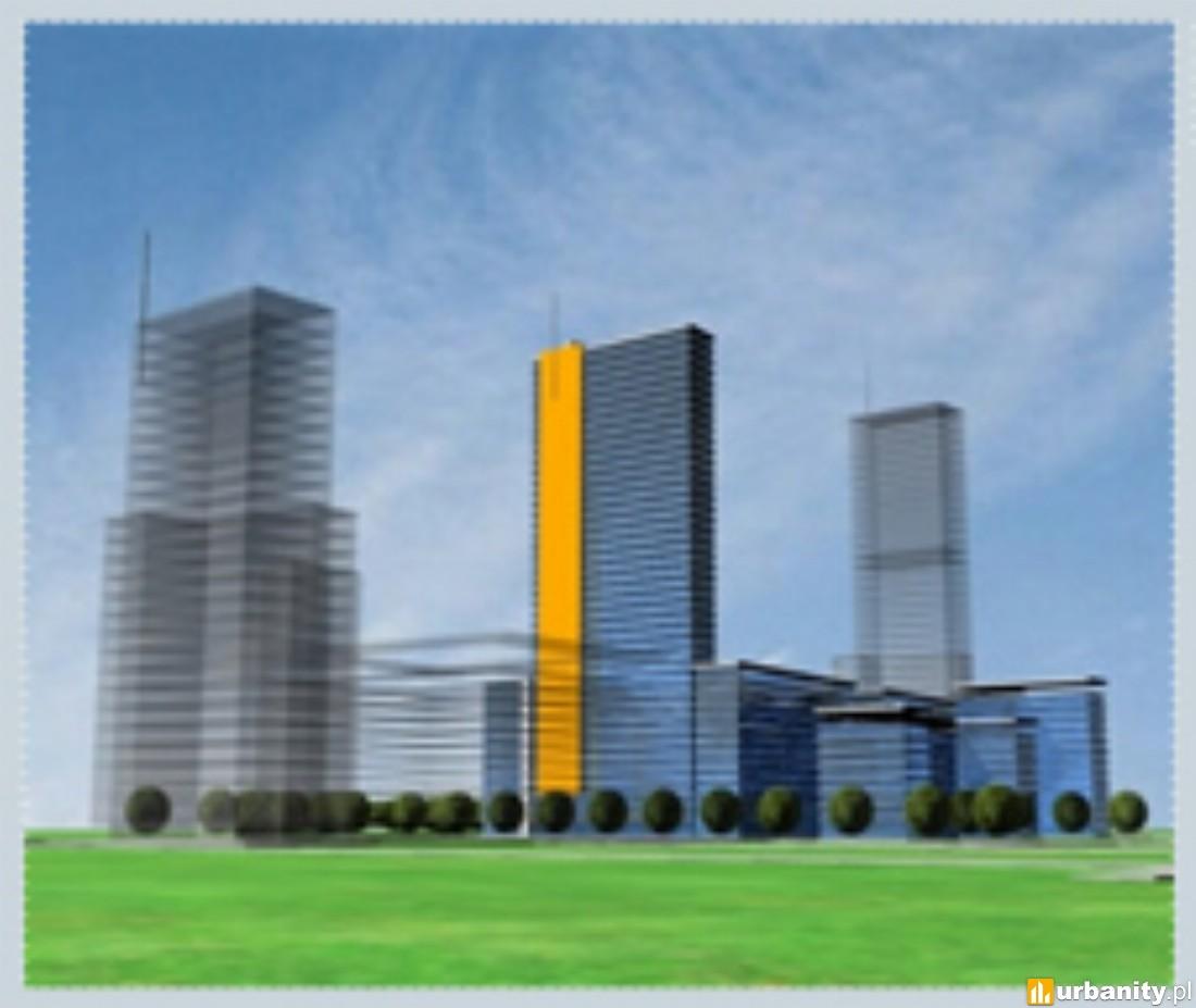 Wstępna koncepcja budynku