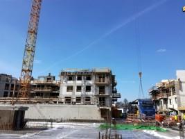 zdjęcie z budowy Osiedle Awicenny