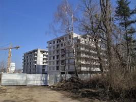 zdjęcie z budowy Ursa Park