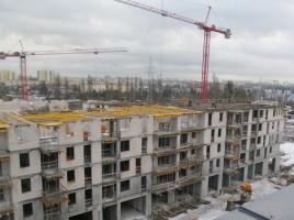 zdjęcie z budowy Platanowy Park
