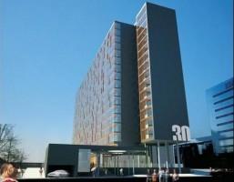 wizualizacje Sokolska Office Development