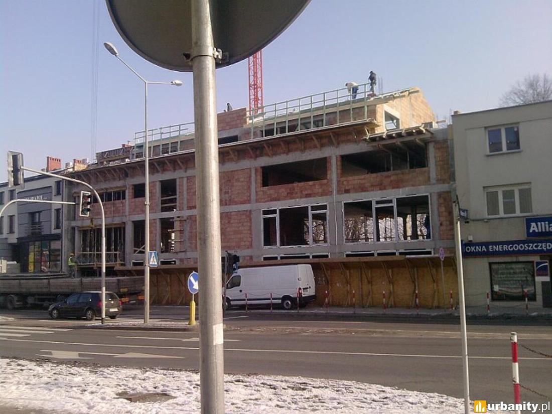 zdjęcie od ulicy Partyzantów