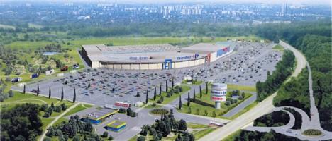 zdjęcie Centrum Handlowe Plejada