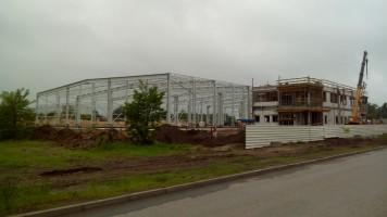 zdjęcie Hala Agencji Rozwoju Przemysłu