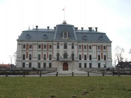 zdjęcie Rezydencja Anhaltów, Rezydencja książąt von Pless, Rezydencja Hochbergów