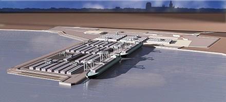 zdjęcie Morski Terminal Kontenerowy DCT