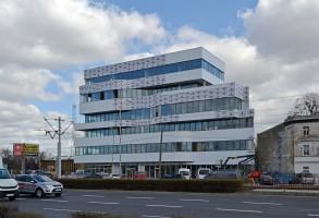 zdjęcie z budowy Biurowiec Z83