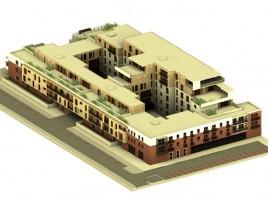 wizualizacje Green Island Apartments