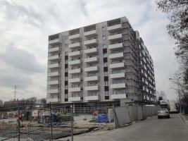 zdjęcie z budowy Murapol Ordona