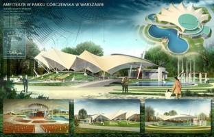 zdjęcie Amfiteatr w Parku Górczewska