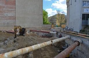 zdjęcie z budowy Wielka 27