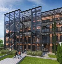 zdjęcie z przebudowy Smart Loft