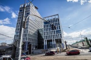 zdjęcie Biurowiec Vector+