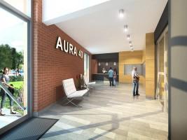 zdjęcie z budowy Aura 40