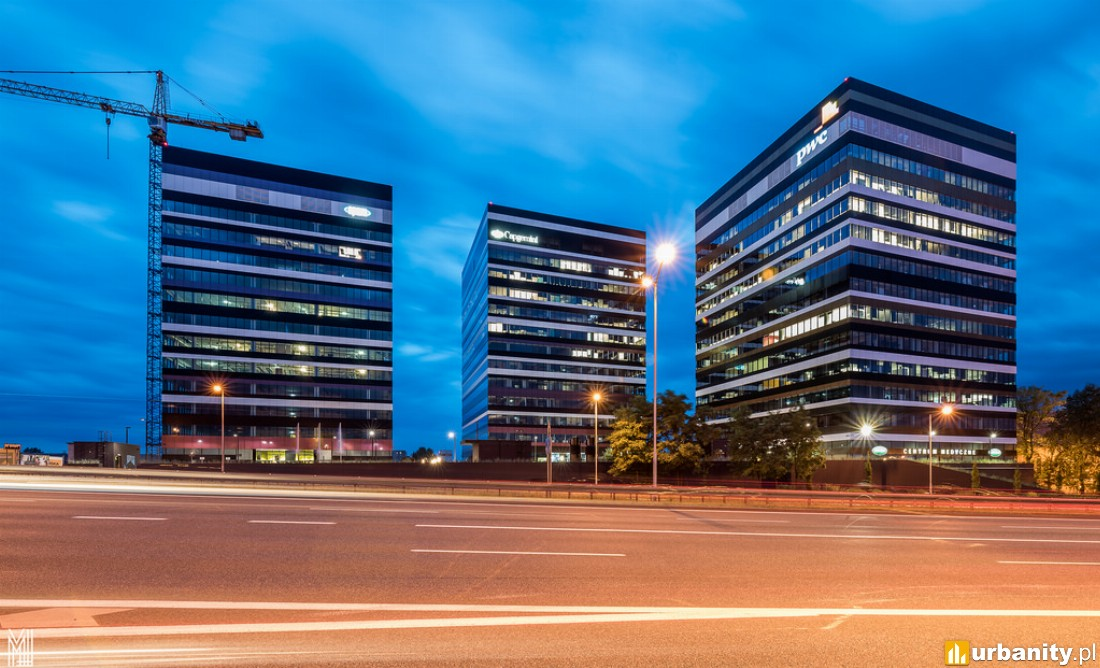 Silesia Business Park Katowice - inwestycja Skanska Property