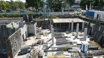 zdjęcie z budowy Hotel Crowne Plaza Kołobrzeg Resort