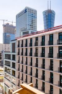 zdjęcie z budowy Apartamenty przy Bramie