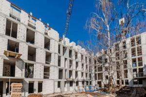 zdjęcie z budowy Sołtysowicka21C
