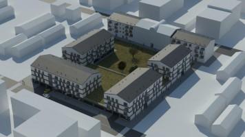 zdjęcie z budowy Mieszkanie TM Plus