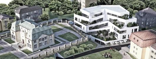 wizualizacje Apartamentowiec Perinvest