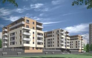 zdjęcie Centrum mieszkaniowo-usługowe I