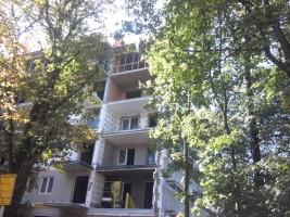 zdjęcie Budynek w miejscu dawnego kina Pokój