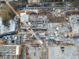 zdjęcie z budowy Osiedle Bardowskiego 1