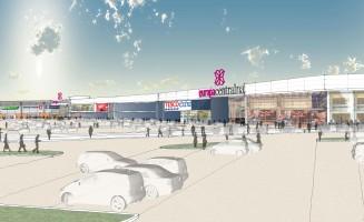 zdjęcie Helical Retail Park Sośnica