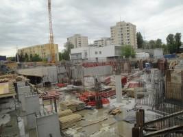 zdjęcie z budowy Apartamenty Oszmiańska 20