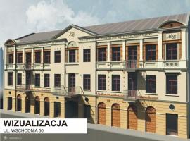 zdjęcie z przebudowy Rewitalizacja Centrum Łodzi - Obszar nr 1