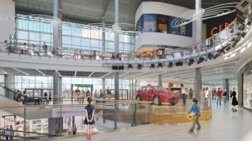 zdjęcie z przebudowy Centrum ERE